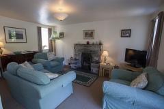 Sanaig sitting room - Kilchoman House