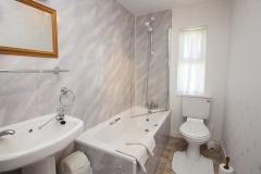 Fieldgate bathroom - Kilchoman House